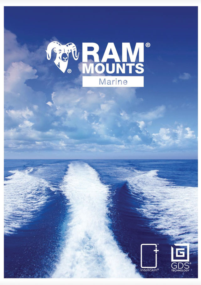 2019 catalogue Ram Mount