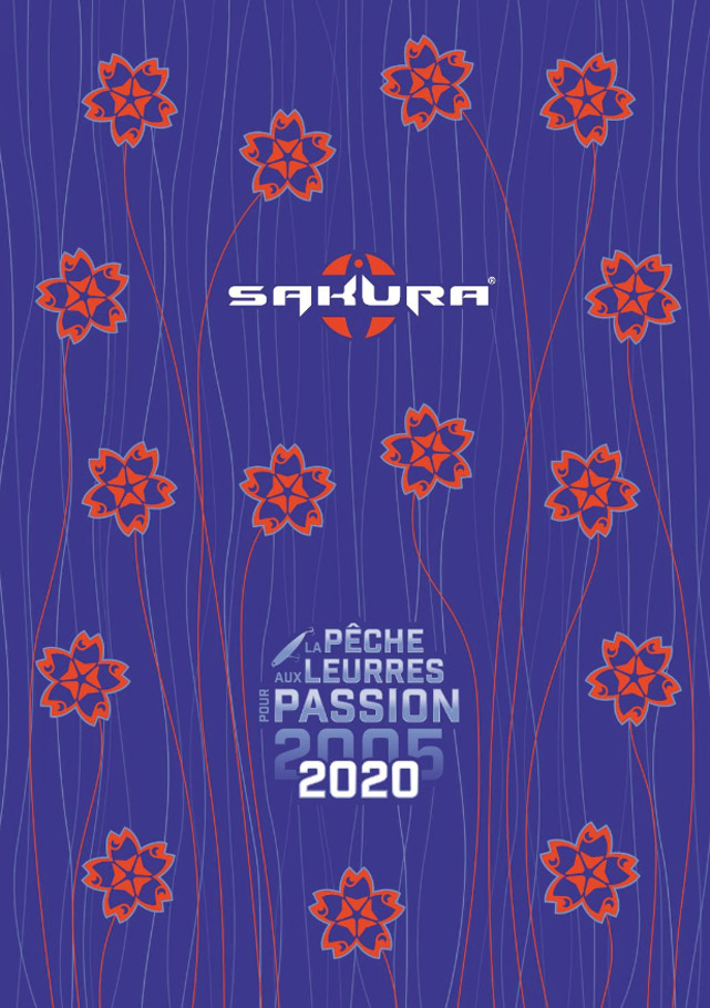 2020 catalogue Sakura