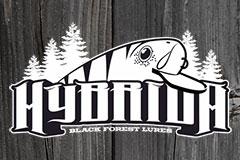 Hybrida Lures Logo